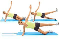 Läufer sollten nicht nur laufen, sondern auch die Bauchmuskeln trainieren – zum…