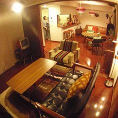 Garage House, Corner Desk, Conference Room, Table, Furniture, Home Decor, Corner Table, Decoration Home, Room Decor