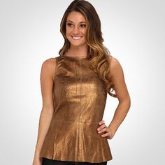 DL1961 Rory Peplum in Gold  www.jamilynclothes.com