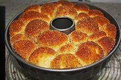 Bobbelkuchen, ein raffiniertes Rezept aus der Kategorie Kuchen. Bewertungen: 101. Durchschnitt: Ø 4,6.