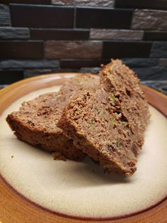 You will need: 1 large zucchini, shredded (I just use a cheese shredder). Dry ingredients to be combined in 1 bowl: 1 cup of almon… Chocolate Zucchini Bread, Banana Bread, Coconut Flour, Almond Flour, Pan Bread, Unsweetened Cocoa, Keto, Plates, Baking