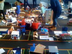 Model City by the Architect Association of Iceland at DesignMarch  #Icelandic #design #architecture