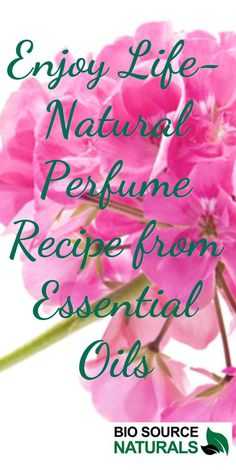 DIY natural perfume recipe from essential oils--Enjoy Life! #DIY #naturalperfume #essentialoils Essential Oils For Pain, Essential Oils Guide, Essential Oil Perfume, Perfume Oils, Essential Oil Blends, Essential Oil Combinations, Homemade Perfume, Perfume Recipes, Perfume Making