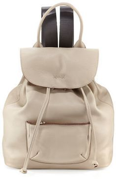Elizabeth and James Langley Leather Backpack  ON SALE: Was $495.00 Reduced to: $247.00  50% OFF