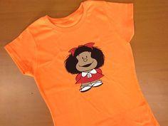 genial blusa NEON $150 personalizada