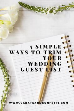 Your Wedding Guest List Etiquette Questions Answered  Martha