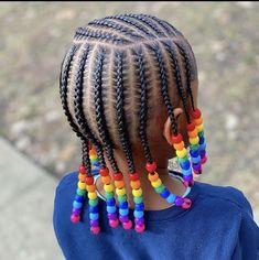 Black Kids Braids Hairstyles, Toddler Braided Hairstyles, Toddler Braids, Lil Girl Hairstyles, Natural Hairstyles For Kids, Braids For Kids, Little Girl Braid Styles, Kid Braid Styles, Little Girl Braids