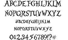 Alice in Wonderland Font Style | Alice in Wonderland font by Marco Trujillo López - FontRiver