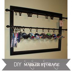 This would be great for children's art display! @Jenn L Boa