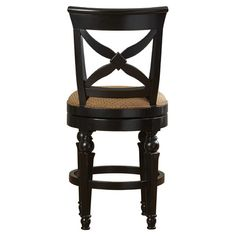 """Darby Home Co Morys 26"""" Swivel Bar Stool with Cushion"""