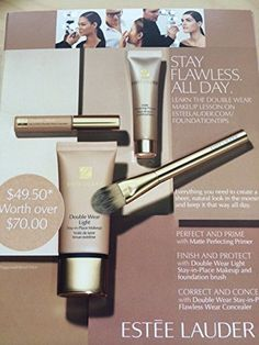 Estee Lauder Double Wear Makeup Lesson Intensity 50 *** Be sure to check out this awesome product.