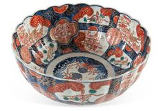 """Imari Bowl, IV, on OneKingsLane.com 