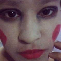 Brazilian. #Brasil #palhaço #palhaçada #circo #cirquedusoleil #política #night #cool #makeup #makeupartistic #makeupart #artmakeup #artmake #makeupfatale #art #diy #easy #light #love #fun #amomuitotudoisso #goodnight #goodvibes #god #arte #maquiagem #maked #maquiagemartistica by makeup_fatale