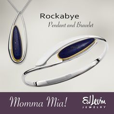 Mother's Day is fast approaching.  Show your love and appreciation by giving our beautiful handcrafted jewelry. Visit your Ed Levin Jewelry retailer soon.