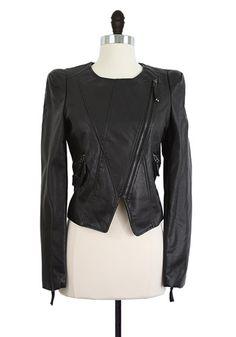 Vivian leatherette Jacket
