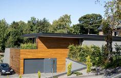 New house 2016 by Ramp, Stavanger , Norway Stavanger Norway, Garage Doors, New Homes, Outdoor Decor, House, Home Decor, Decoration Home, Home, Room Decor