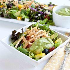 1000+ images about Ensaladas on Pinterest | Caesar Salad, Cobb Salad ...