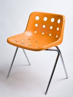 Polo Chair by Robin Day: Made in Britain by Loft http://cimmermann.co.uk/department/robin_day/: