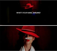 Peggy Carter is the best. Along with Clara Oswald, Gwen Stacey, and Felicity Smoak :)
