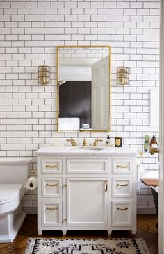 Simple and Stylish Tips Can Change Your Life: Affordable Bathroom Remodel Before After bathroom remodel beige tubs.Bathroom Remodel On A Budget Beach bathroom remodel industrial spaces.Affordable Bathroom Remodel Before After. Bad Inspiration, Bathroom Inspiration, Home Decor Inspiration, Decor Ideas, Decorating Ideas, 31 Ideas, Interior Decorating, Style At Home, Bathroom Renos
