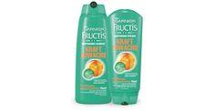 Tester Fructis-Serie Kraft Zuwachs