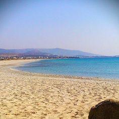 #MikriVigla #beach #Naxos island #Cyclades #Greece Photo credits: @naxosclaudia