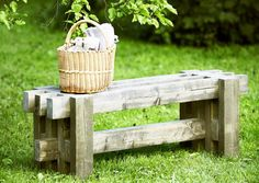 fi sites meillakotona files styles x-large public Wooden Pallet Furniture, Wooden Pallets, Outdoor Furniture, Diy Bench, Outdoor Chairs, Outdoor Decor, Woodworking Projects, Home Decor, Style