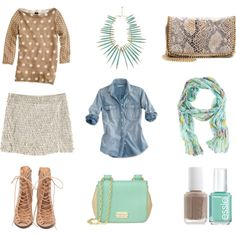 Sweet Peppermint, created by ekincetin on Polyvore