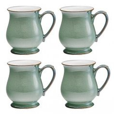 Denby ~ dinnerware Regency green