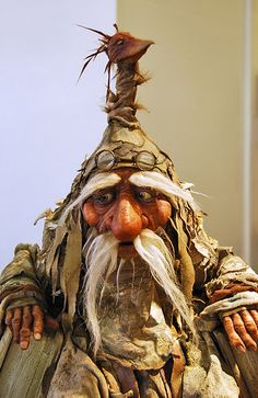 Wiseman by Toby Froud More Froud Family @ http://groups.google.com/group/Froud…