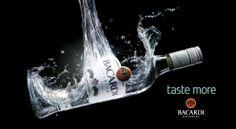 Bicardi splash stills campaign