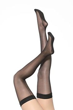 Jonathan Aston Lycra Seam & Heel Stockings  £8.20