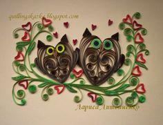 Heart Stealer Quilling Designs