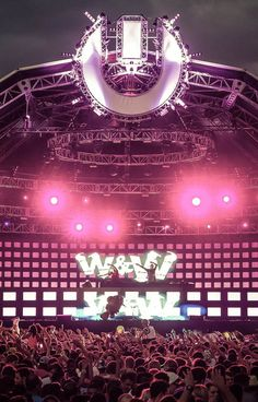 W&W Live at Ultra Music Festival Miami 2014