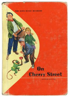 I remember this one! Children's reading textbook. Elementary school. Learning to read. Hardcover. Remembering the 70's.