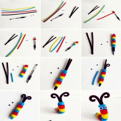 Charming-Chenille-Craft-Stems-Pipe-Cleaners-12-Colours-30cm-x-6mm-97-102-Pcs-AOZ