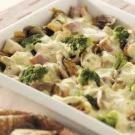 Chicken and Broccoli Company Casserole