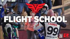 Redline BMX Flight Clinic with Alise Post and Jason Carnes. Redline BMX Pros teach at Ray's!  2012 Olympian Alise Post and 7x #1 ABA/NBL Vet...