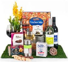Image for Simple Pleasures with Rosemount Estate Encore from Total Office National Hampers, Simple Pleasures, Image, Decor, Decoration, Dekoration, Inredning, Interior Decorating, Deco
