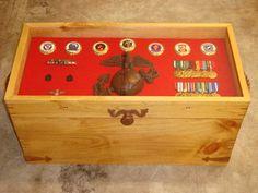 Marine Corps Retirement Chest