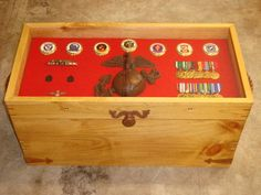 Marine Corps Retirement Chest