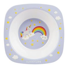 Every meal's a happy meal with the Sunnykids mealtime range. No more fuss and muss at the table with the Unicorn Kids Bowl. Unicorn Plates, Toddler Themes, Microwaves Uses, Unicorn Kids, Sunnylife, Bedroom Themes, Secret Life, Girls Accessories, Organization Hacks