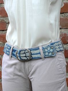 Denim Belt, Wool, Trending Outfits, Awesome, Unique Jewelry, Handmade Gifts, Clothes, Etsy, Fashion