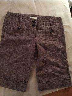 Size 11 Charlotte Russ Shorts #CharlotteRusse #BermudaWalking