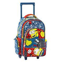 691cf626a8 Minions Σχολική τσάντα τρόλεϊ Graffiti 184251