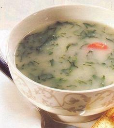 Caldo verde (soupe aux choux)