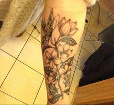 18 Jasmine Flower Tattoos