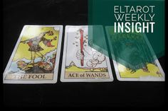Eltarot Weekly Insight 20 - 26 November 2017