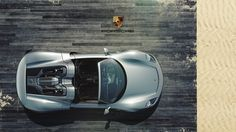Porsche Spyder 918 on Behance