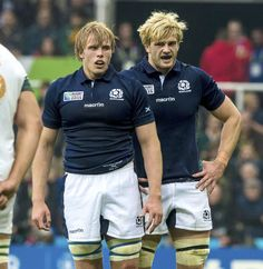 rgbeautyandabeast:  Richie and Jonny are going to play together on Saturday for Scotland against England in the Calcutta Cup! I am so excited for them!